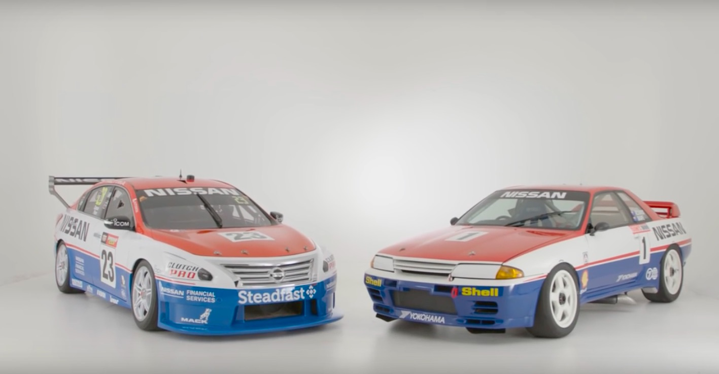 Motorsport Nissan Pays Tribute To The R32 Gt R At