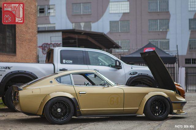 La auto show nostalgia for the sport compact tuning days for Downtown la motors nissan