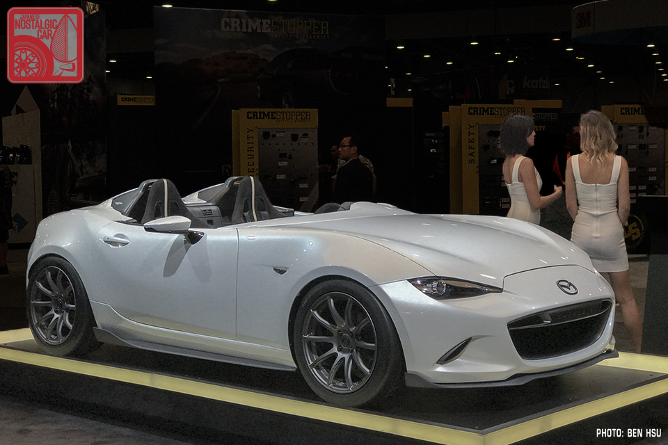 SEMA 2016: Two Miatas to whet your touge fantasies | Japanese ...