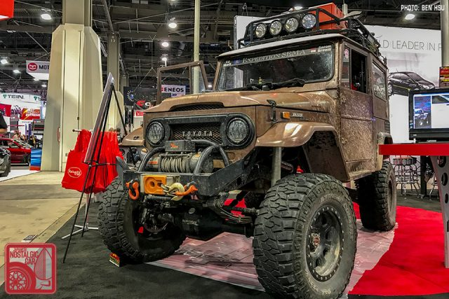 Trans America Trail >> SEMA 2016: JNC sights, sounds, and more sights | Japanese ...