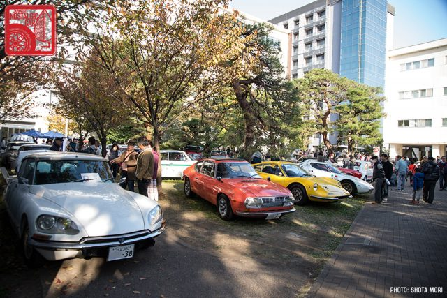 Events 2016 Kiryu Classic Car Festival Part 01 Japanese
