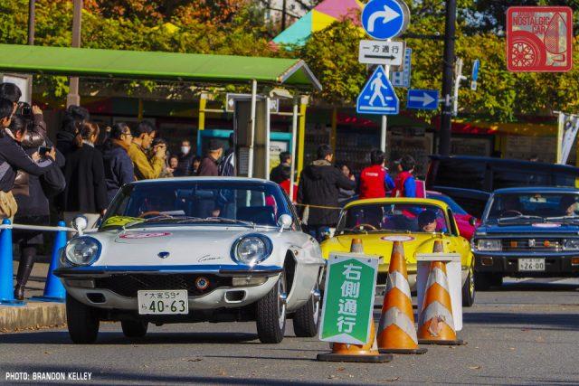 Events 2016 Meiji Jingu Classic Car Festival Part 02 Japanese