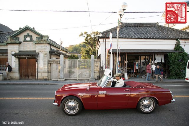 Events Kiryu Classic Car Festival Part 02 The Parade