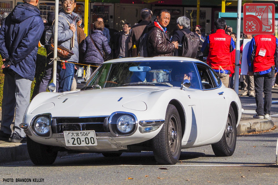 The 2000gt Was Likely Unsustainable Anyway As It Rumored That Cost Toyota 5 Million To Build Each One