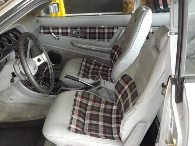 Kidney Anyone Plaid Tastic 1980 Dodge Challenger Aka