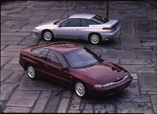 25 year club subaru svx japanese nostalgic car Subaru SVX subaru svx s4 1995 exterior