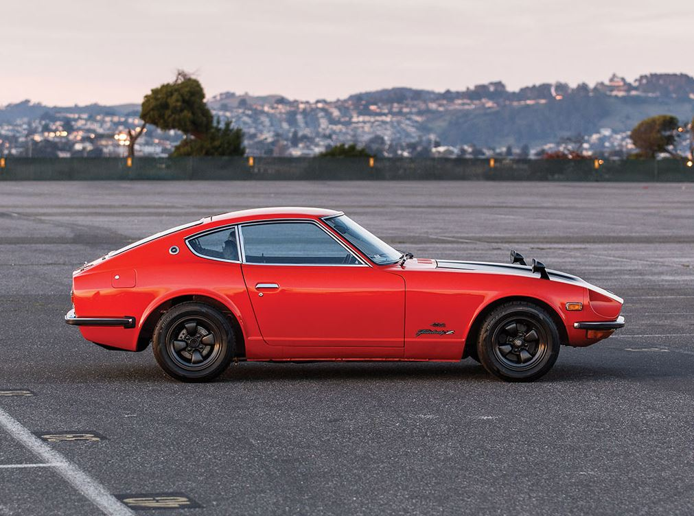 KIDNEY, ANYONE?: Nissan Fairlady Z432 at Amelia Island | Japanese ...