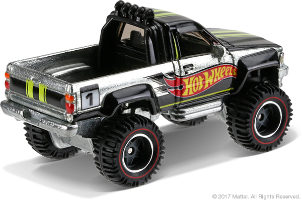 MINICARS How To Get Your Hot Wheels Mailin Toyota Pickup - All toyota model cars