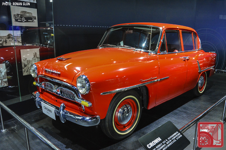 Shanghai Motor Show China S Long History With Toyota Japanese