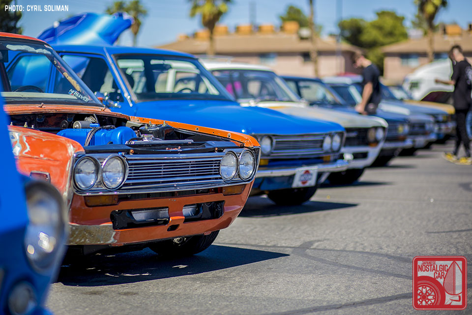EVENTS: Old School Reunion Las Vegas | Japanese Nostalgic Car