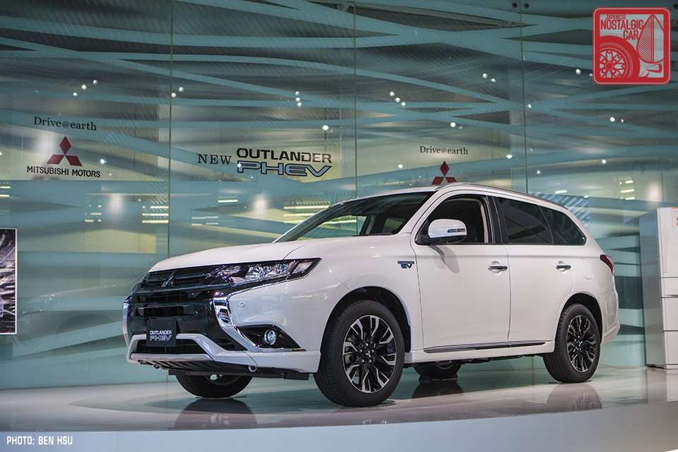 NEWS Mitsubishi Motors Celebrates Years By Recreating Its - Mitsubishi motors address