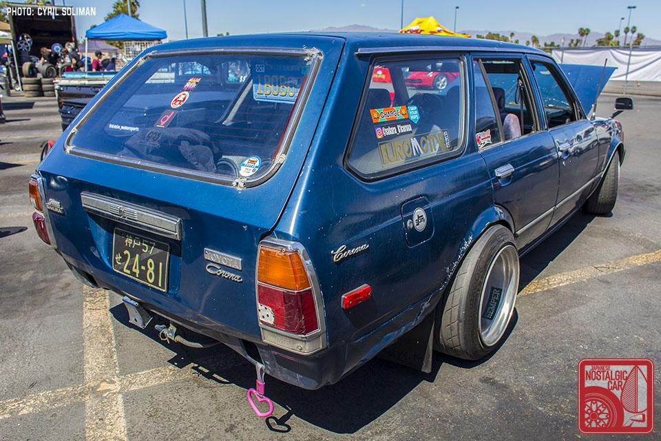 Events Old School Reunion Las Vegas Japanese Nostalgic Car