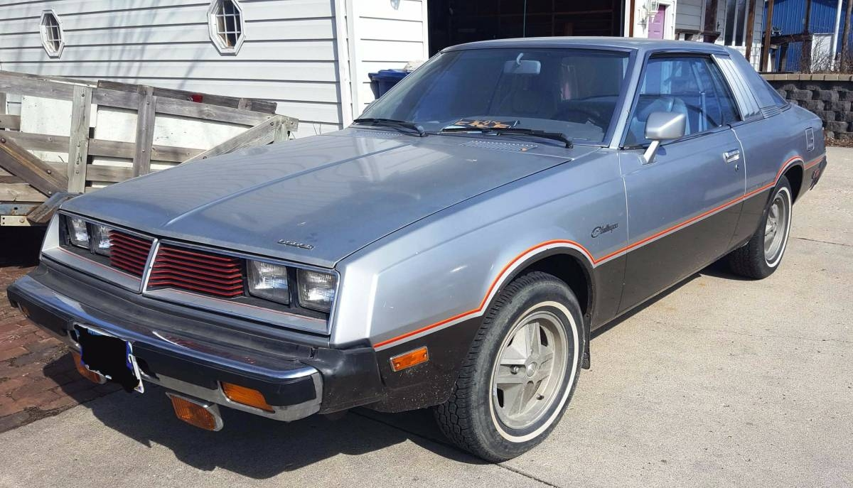 KIDNEY, ANYONE?: One-owner 1979 Dodge Challenger ...