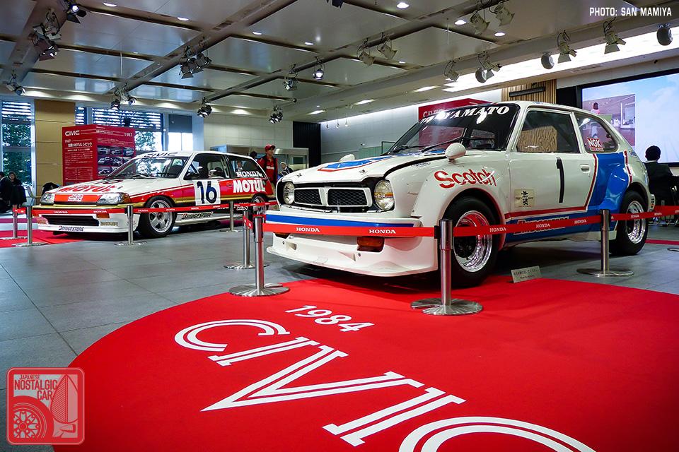 MOTORSPORT: Honda Civic Racing History | Japanese ...