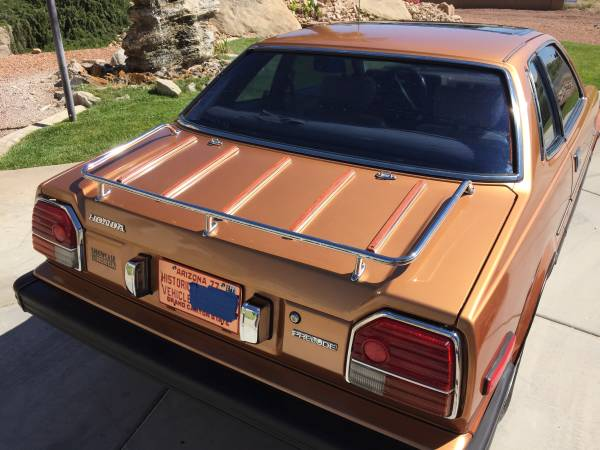 kidney anyone this 1980 honda prelude is gold jerry japanese rh japanesenostalgiccar com 1985 Honda Prelude 1984 Honda Prelude