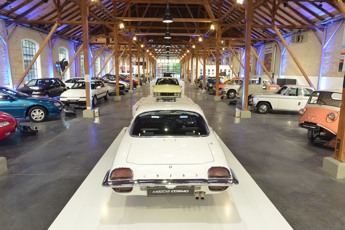 Mazda museum to open in Germany, first outside of Japan ...