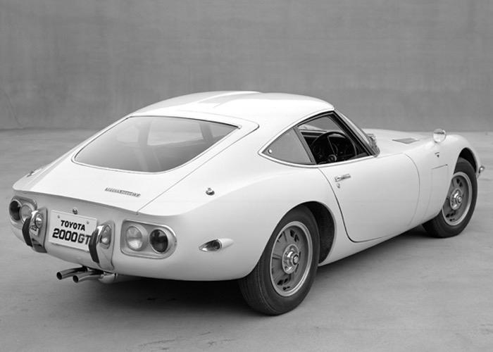 50 Year Club Toyota 2000gt Japanese Nostalgic Car