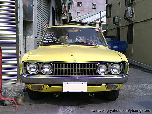 The Datsun 620 looks pretty good as a wagon, it turns out ...