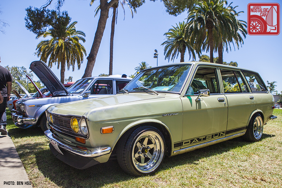 EVENTS: 2017 Nissan Jam, Part 02 — Celebrating 50 years of the