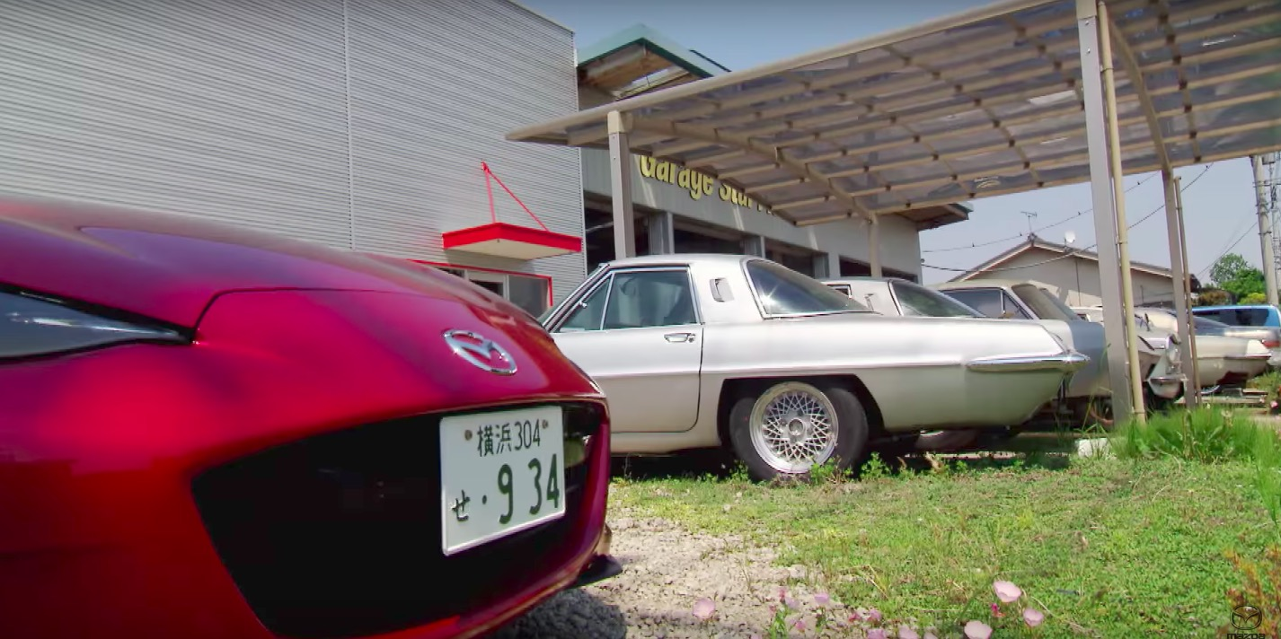 VIDEO: It\'s hard finding Cosmo Sport parts in Japan | Japanese ...