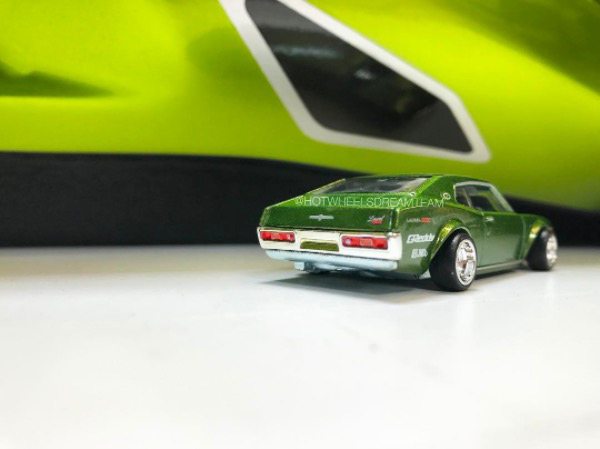 MINICARS: A Hot Wheels Nissan Laurel is coming [UPDATE ...