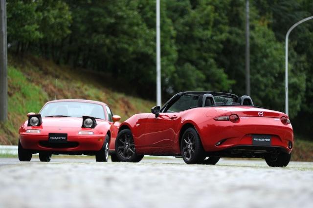 NEWS: Mazda launches Roadster restoration program | Japanese