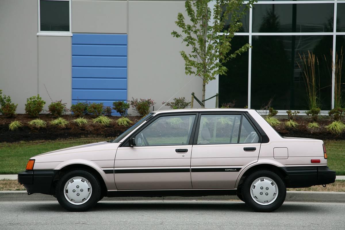 Kelebihan Toyota Corolla 1984 Perbandingan Harga