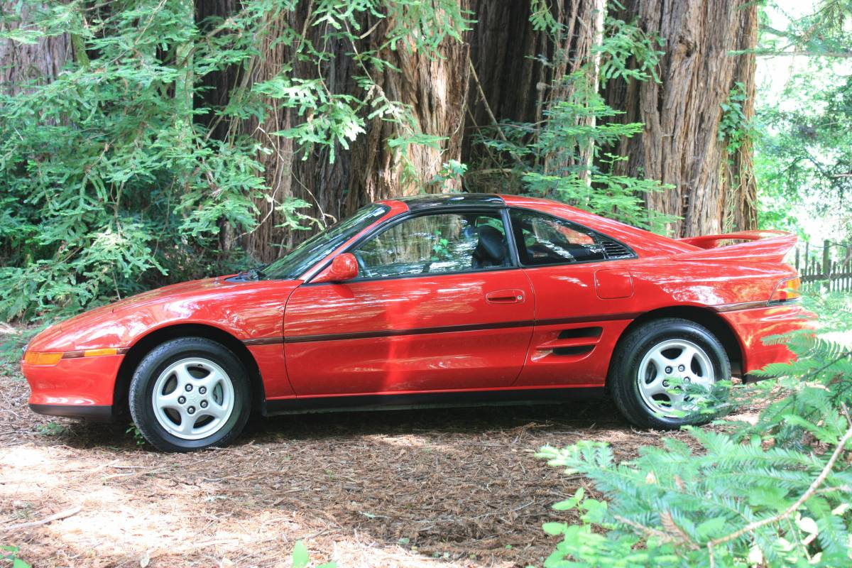 At This Yearu0027s Toyotafest We Were Saw An Increase In Stock (or Stock  Appearing) And Period Correct Examples Of The Second Generation MR2.