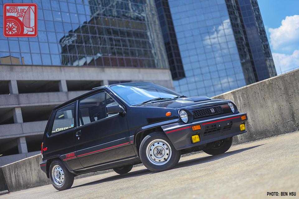 ICON: Honda City Turbo, the quintessential Japanese hot hatch | Japanese Nostalgic Car