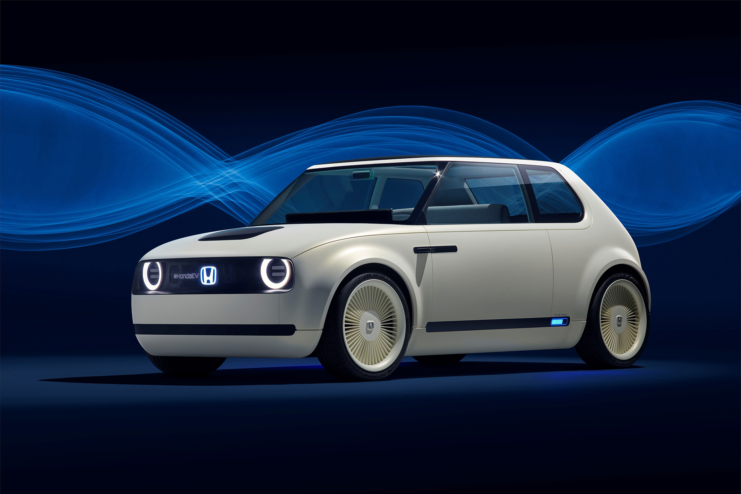 As of yet there are few technical specifications regarding how much range or power the battery pack provides however honda did say that the urban ev is
