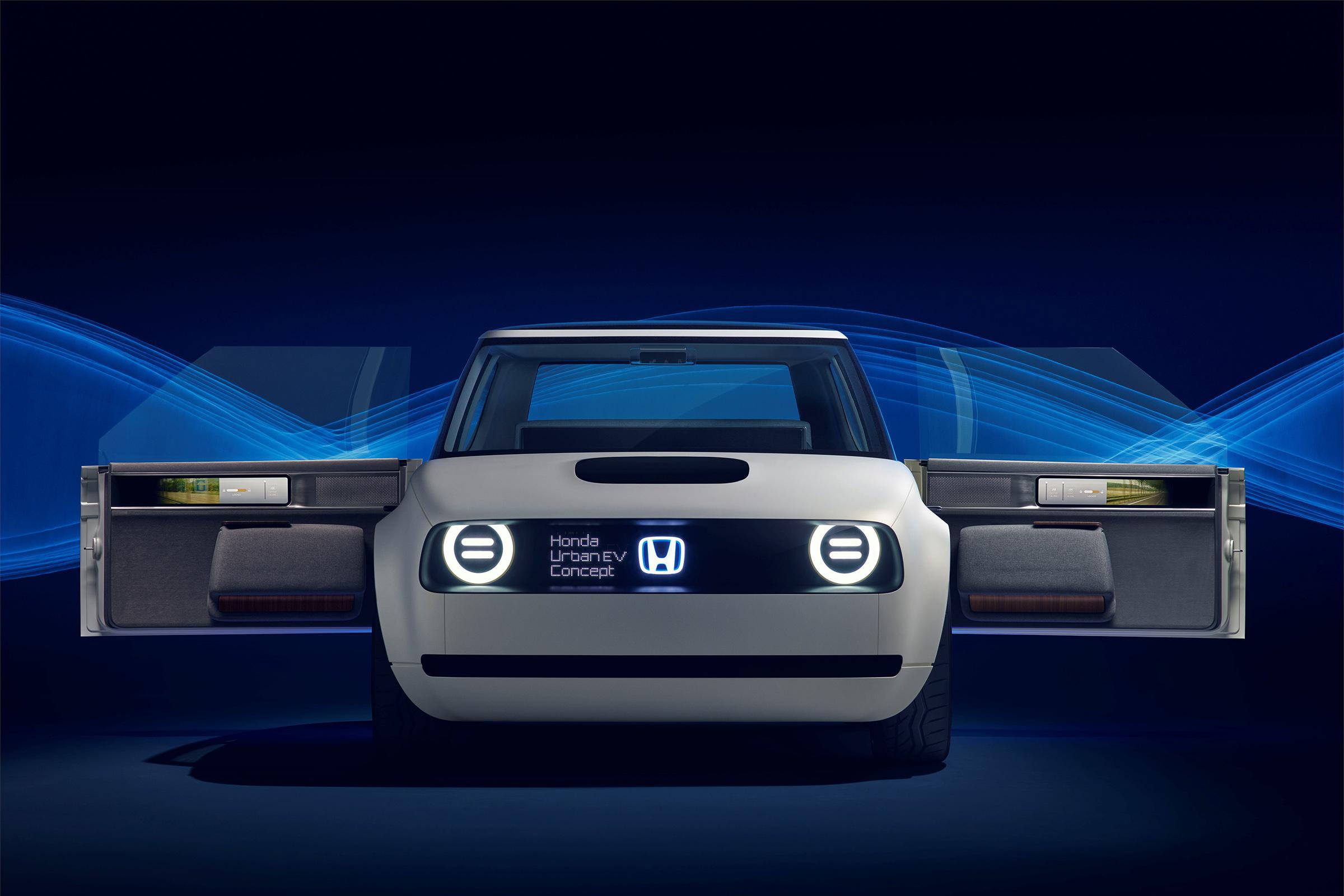 news honda s retro electric civic confirmed for production japanese nostalgic car. Black Bedroom Furniture Sets. Home Design Ideas
