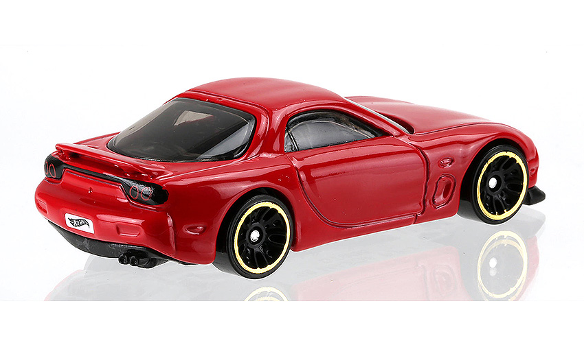 Mazda 3 Colors >> MINICARS: Get your Then & Now Hot Wheels Mazda RX-7s this Saturday | Japanese Nostalgic Car