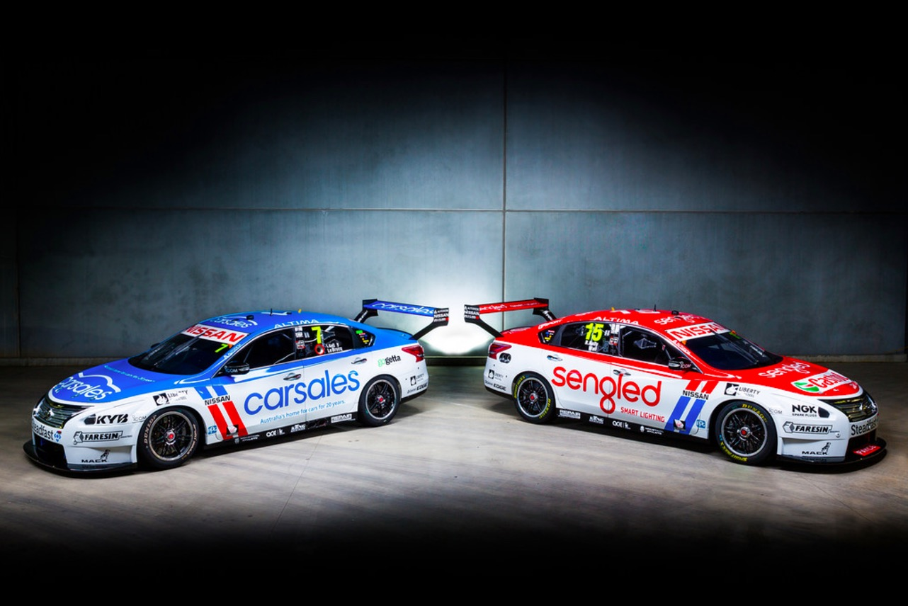 MOTORSPORT: Calsonic and and BRE livery race again, in Australia ...