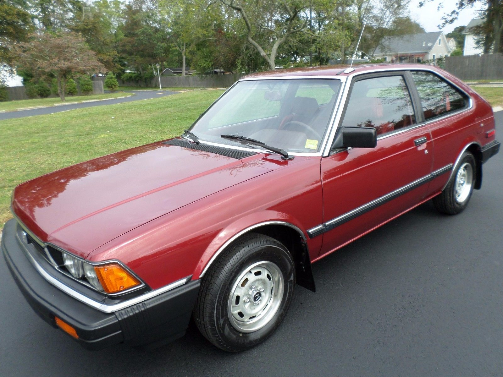 KIDNEY, ANYONE?: The Most Expensive 1983 Honda Accord Yet?