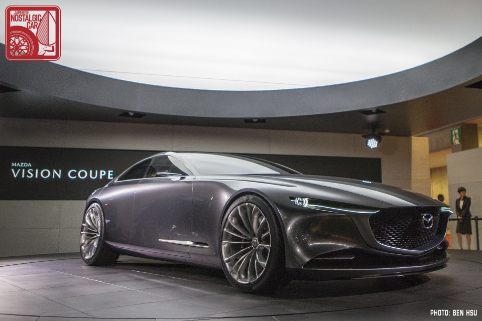 LA Auto Show Mazdas Northstar Offers A Beacon Of Hope - Mazda la