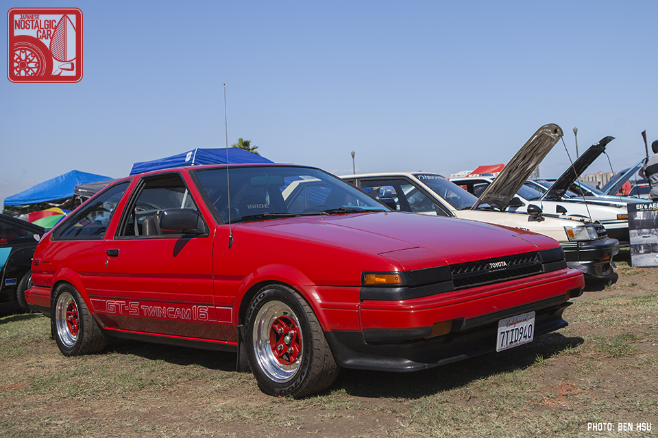 EVENTS Japanese Classic Car Show Part Shakotan Sleds - Cool cars from the 00s