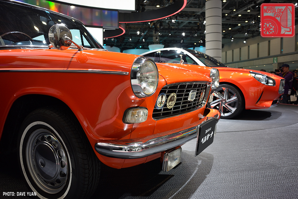 The Tokyo Motor Show was largely disappointing this year, mainly caused by high expectations. There was no Gran Turismo reunion of Supras, Zs, and Evos.