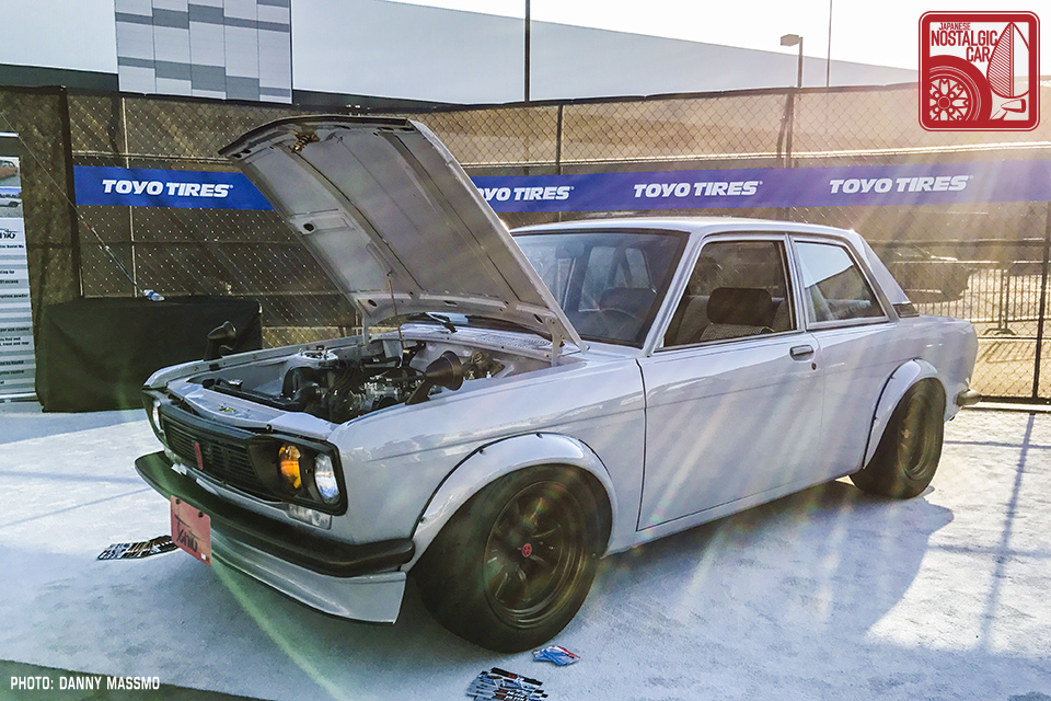 SEMA 2017: Into the Badlands star Daniel Wu's Datsun 510 | Japanese