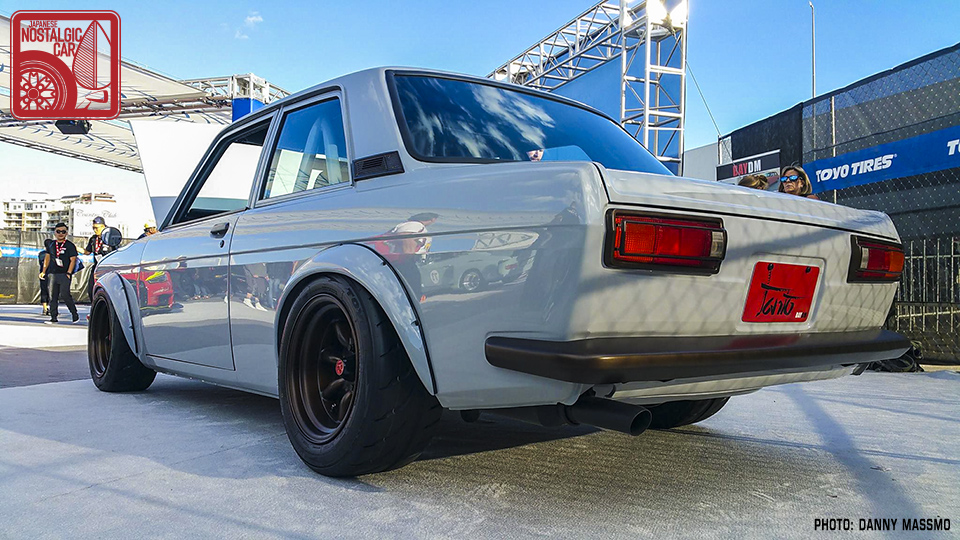 """SEMA 2017: Datsun is the new """"it"""" marque 