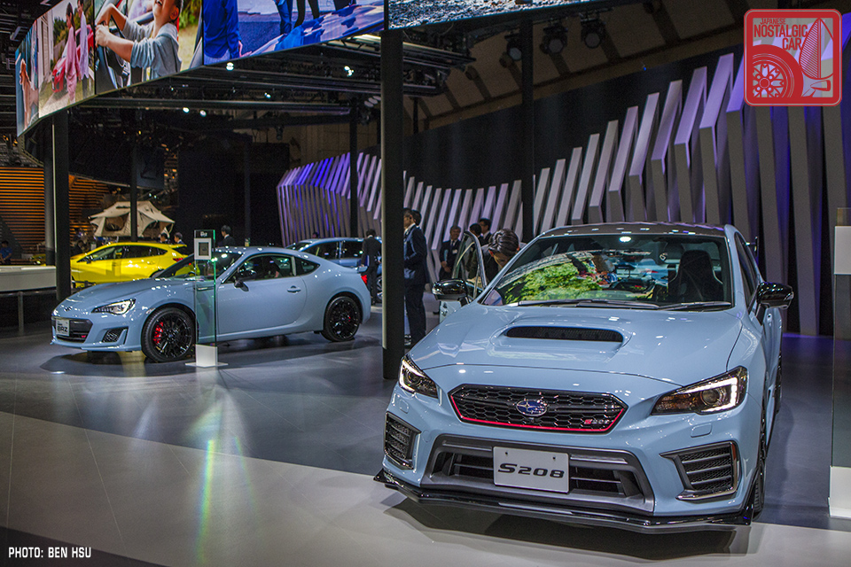 By now you have seen plenty of car magazine and social media channels declare the 2017 Tokyo Motor Show as being a disappointment. Leading up to the show, ...