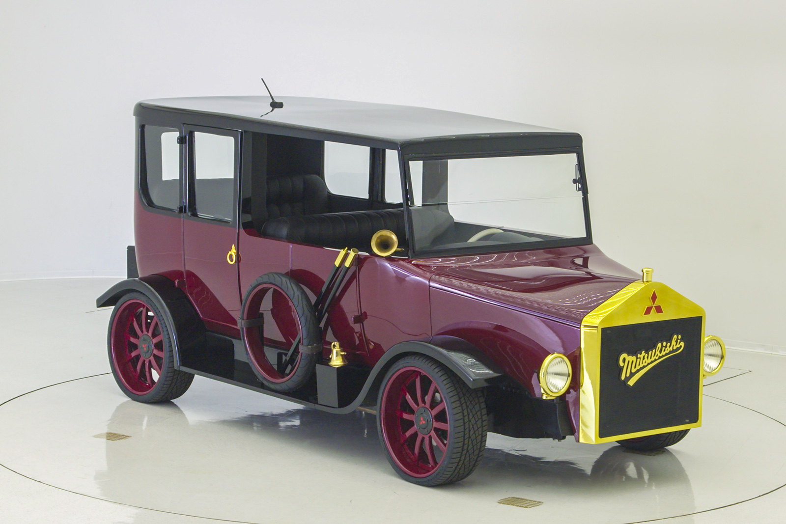 Perhaps The Worst Part Is Original Model A In These Photos Also Replica Proving That Faithful Recreation Can Be Done