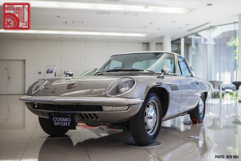 Oldest Car In The World >> Collections The Oldest Surviving Mazda Rotary Car In The