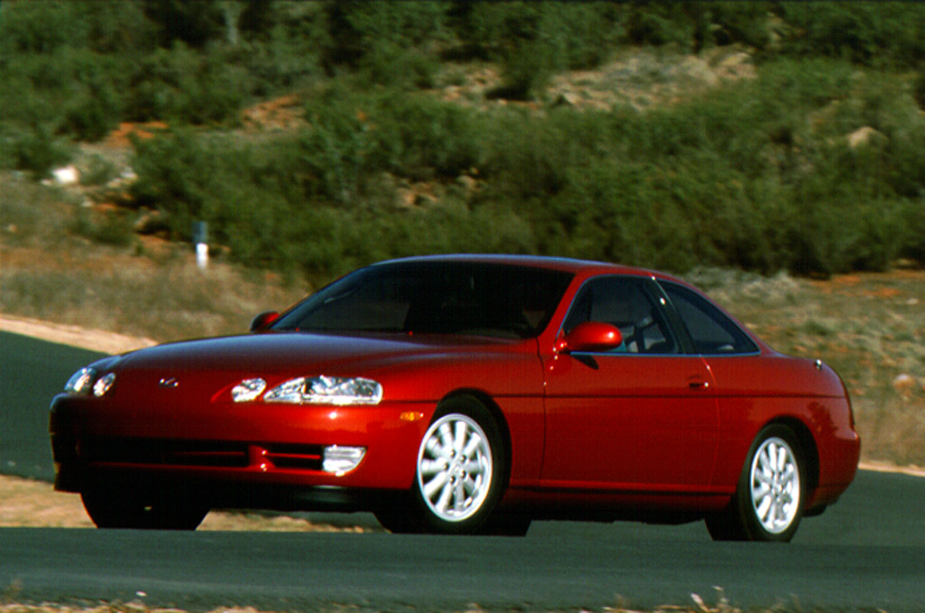 My car is a 1997, the last year Lexus offered a manual transmission on the  SC. By then, the number of 5-speed buyers had ...