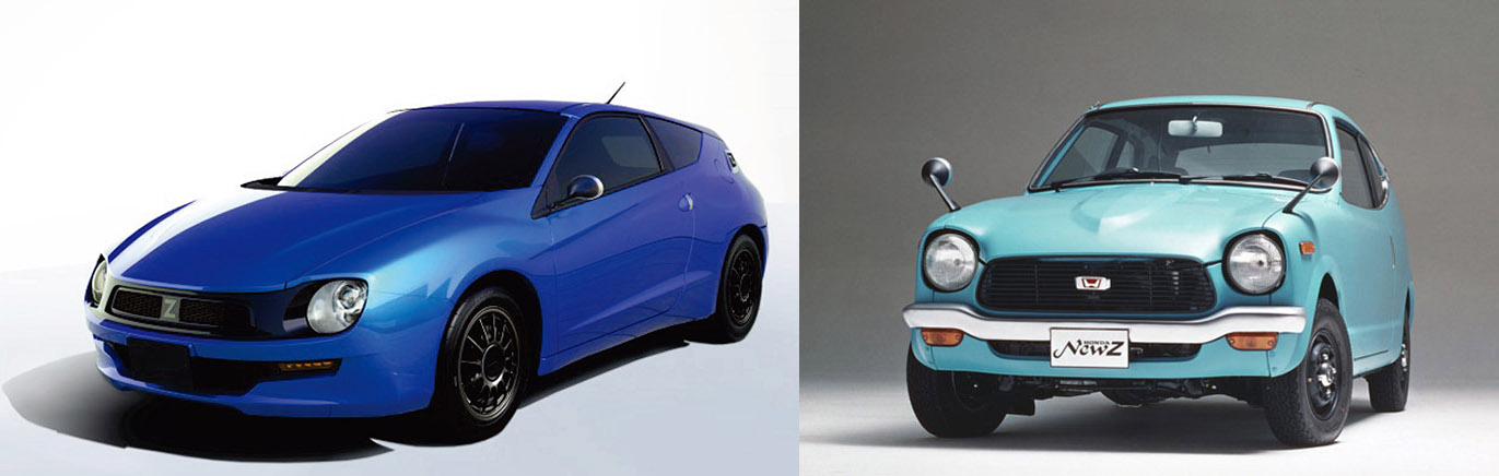Images Of Honda S Show Cars Have Surfaced Weeks Ahead The Tokyo Auto Salon In January Custom Car Exhibition Showcases Latest Trends An