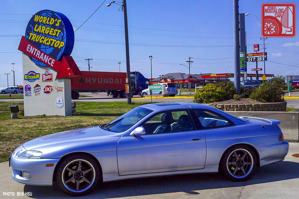 25 year club lexus sc japanese nostalgic car i had not the slightest hesitation to point it westward and start driving to be honest the urban streets of eastern metropolises never suited the sc publicscrutiny Choice Image