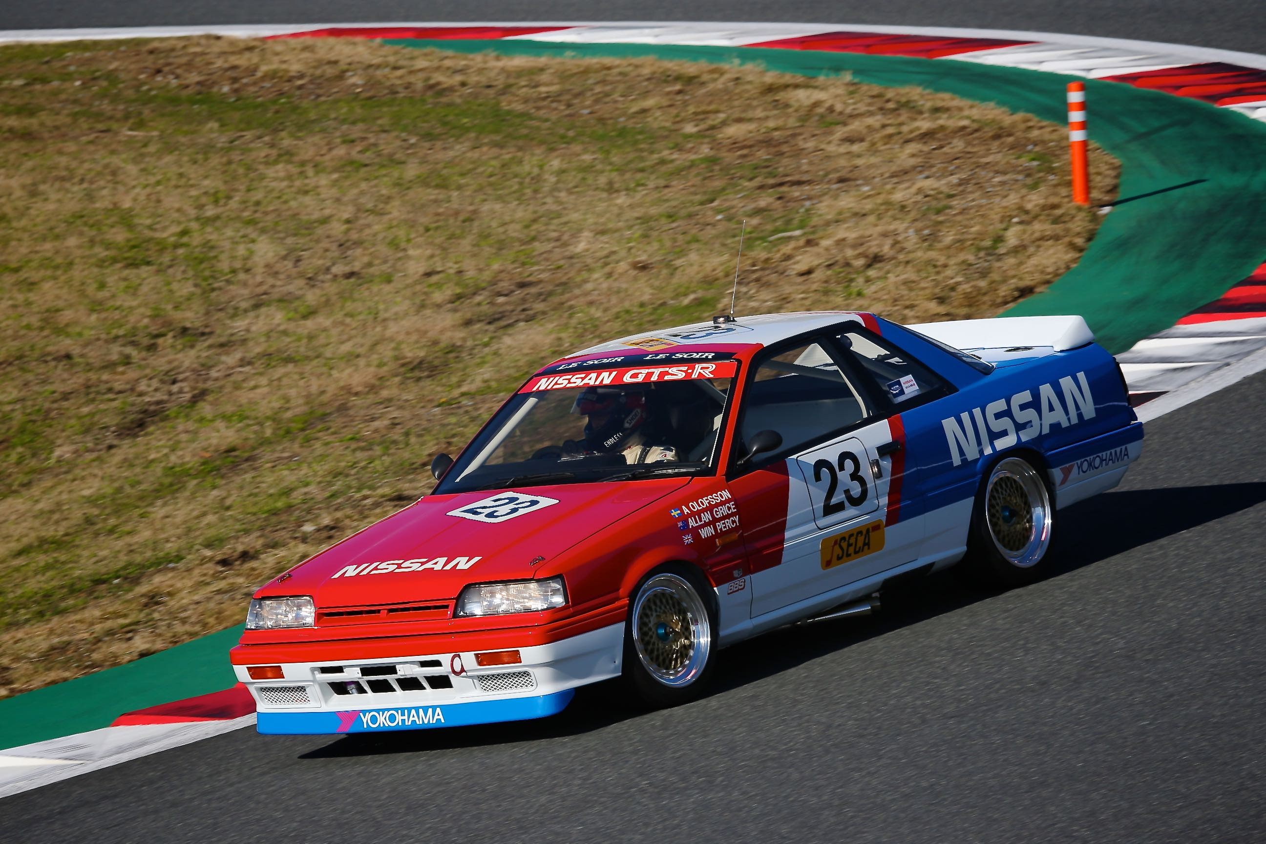Where Is Nissan Made >> COLLECTIONS: Nissan completes restoration of 24 Hours of Spa R31 Skyline | Japanese Nostalgic Car