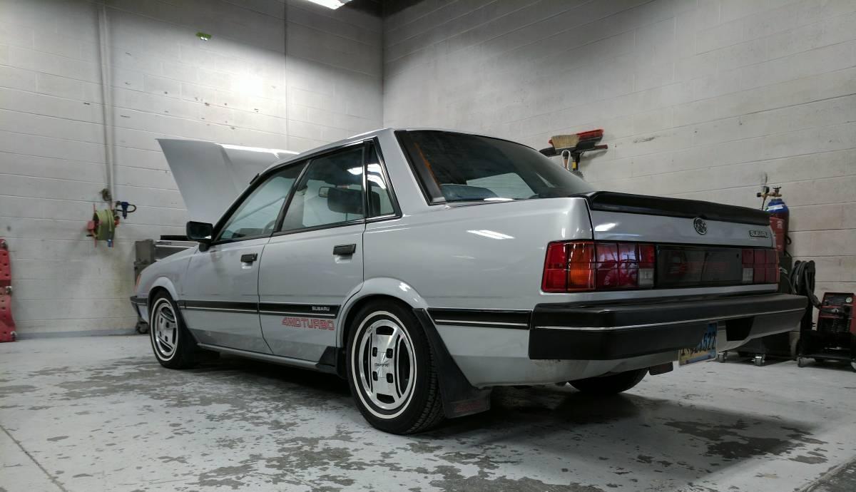 Kidney Anyone 62k Mile 1985 Subaru Gl 10 4wd Japanese Nostalgic Car