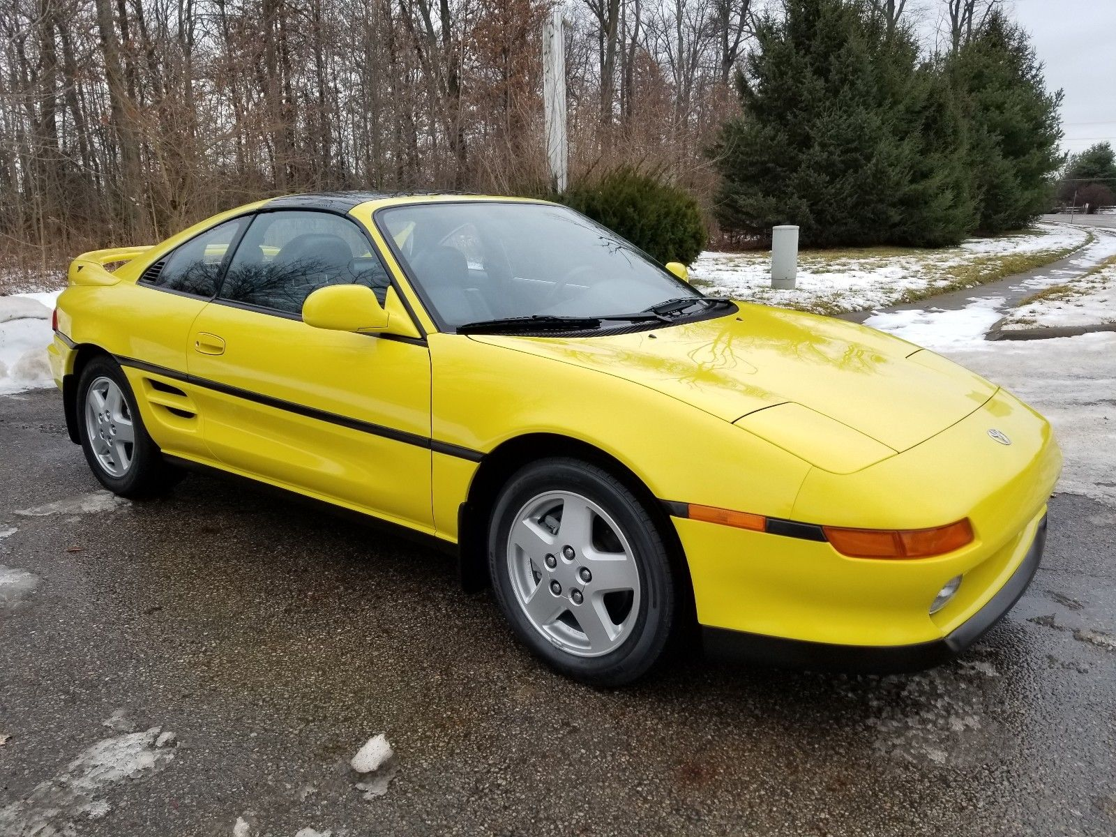 Superieur If You Wanted A Brand New Second Generation Toyota MR2 Turbo Back In The  Day But Foolishly Did Not Buy One, This Could Be Your One Shot At  Redemption.