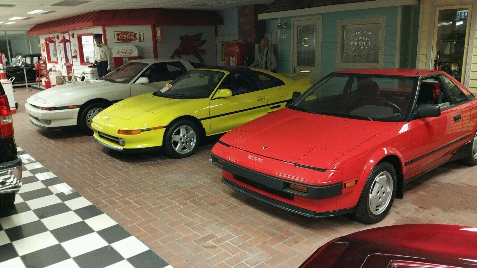 Toyota Dealers In Delaware >> Kidney Anyone 4 400 Mile Toyota Mr2 Turbo Japanese Nostalgic Car