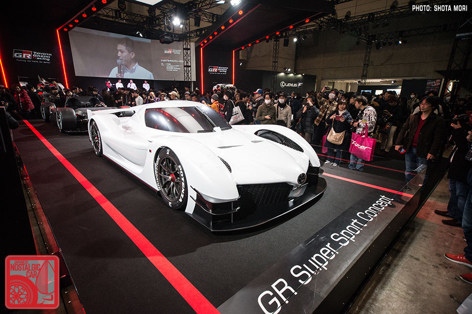 Modern Toyota Often Gets A Bad Rap For Not Indulging Enough In Its Fun Side At The Tokyo Auto Salon An S Carnival Of Car Customization And Tuning